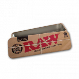 Caja Raw Metalica King Size Roll Caddy