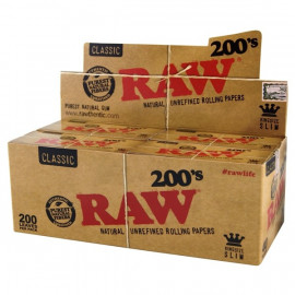 Raw 200`s King Size Slim