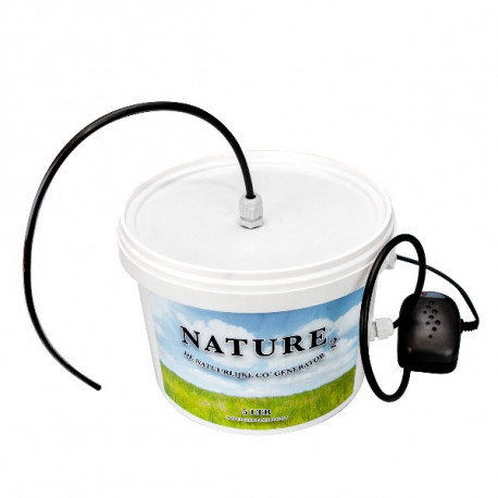 Generador CO2 Nature Cubo 5L