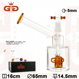 Oiler Bong Cristal 16 CM OG SERIES BOXER ORANGE