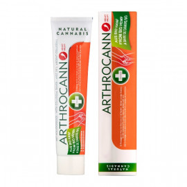 Arthrocann Gel Dolor Efecto Calor 75ml