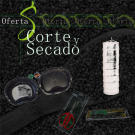 Kit Corte y Secado
