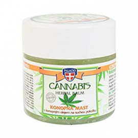 Palacio Pomada Natural 120ML Cannabis Herbal Balm