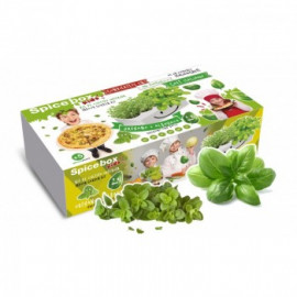 Spice Box Kids Oregano y Albahaca