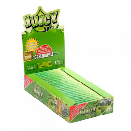 Juicy Jay 1 1/4 Manzana Verde