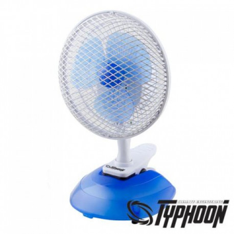 Ventilador Clip Fan 2 en 1 15cm. Typhoon