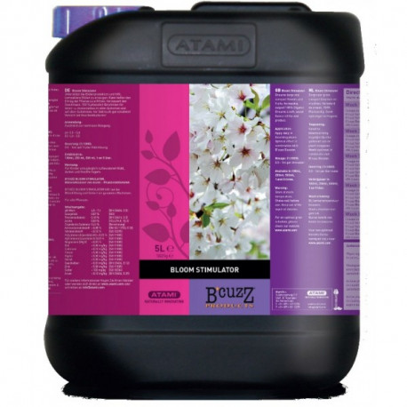 Atami Bcuzz Bloom Stimulator de 5 Litros