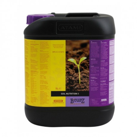 Atami Bcuzz Soil Nutrition B 5L