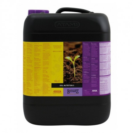 Atami Bcuzz Soil Nutrition B 10L
