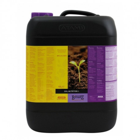 Atami Bcuzz Soil Nutrition A 10L