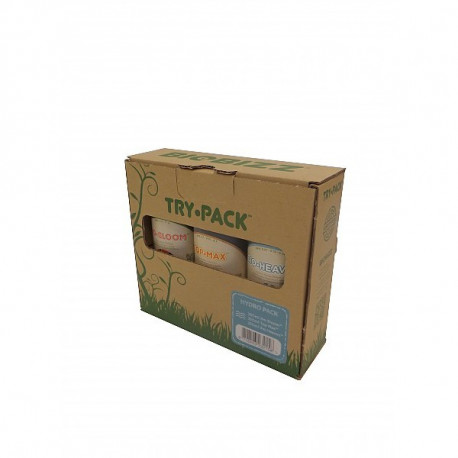 Try Pack Hidro (3X250ML)