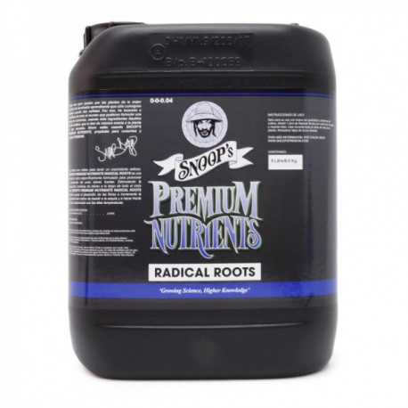 Snoop´s Radical Roots 5 Litros Premium