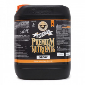 Snoop´s Grow A Soil 5 Litros Premium