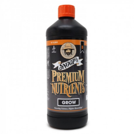 Snoop´s Grow B Soil 1 Litro Premium