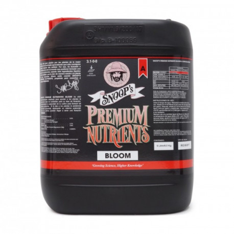 Snoop´s Bloom A Soil 5 Litros Premium