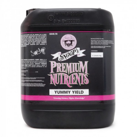 Snoop´s Yummy Yield 5 Litros Premium