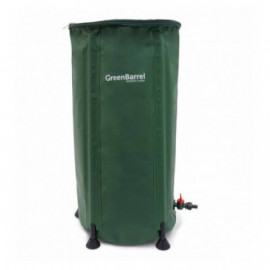 Deposito Flexible Green Barrel 100 Litros
