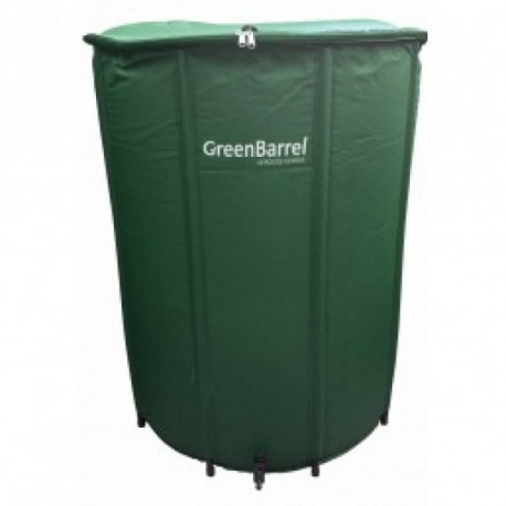 Deposito Flexible Green Barrel 400 Litros