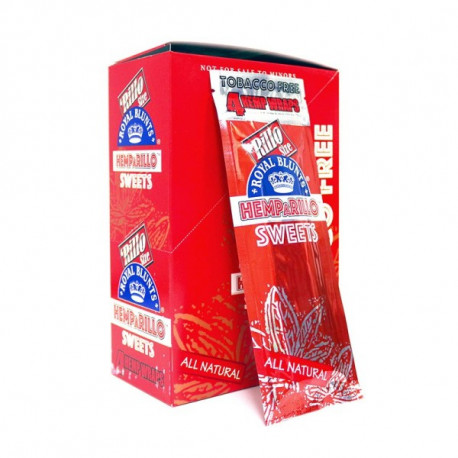 Hemparillo Royal Blunts Sweets 15x4