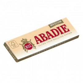 Abadie Medium 1 1/4 Display de 50 librillos