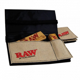 Cartera Tabaquera Raw Natural Rolling Papers