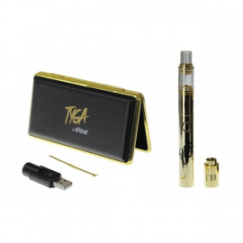 Vaporizador TYGA x Shine L'Or Kit Wax