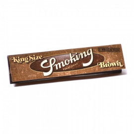 Smoking Organic King Size Display 50 Librillos