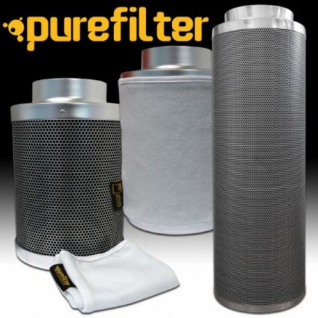 Filtro Carbon Pure Filter 200/600 (1125m3H)