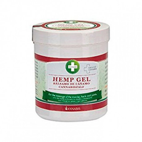 Hemp Gel Masaje 300 ML