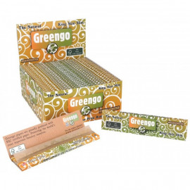 Greengo King Size Display 50 Librillos