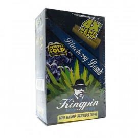 Papel de Fumar Kingpin Blueberry Bomb
