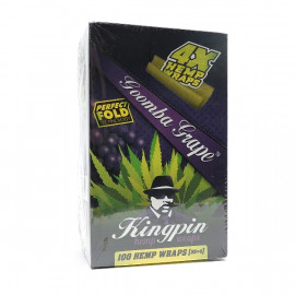 Papel de Fumar Kingpin Goomba Grape