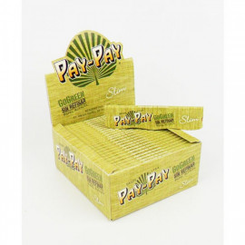 Pay Pay Go Green King Size Slim 50 Librillos