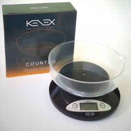 Bascula Precision Kenex Counter Digital Scale 0.1/3000G.