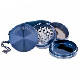 Pure Grinder 4 Partes 55MM Azul Magnetico