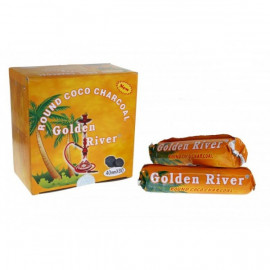 Carbon Shisa Coco Golden River 40 mm