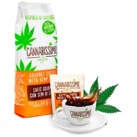 Cannabissimo Coffe Gourmet 250 GRS