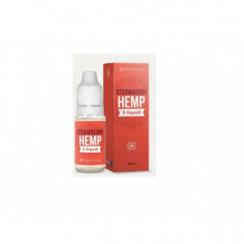E-Liquido Harmony Strawberry Hemp CBD