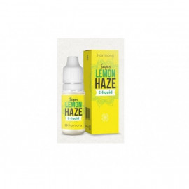 E-Liquido Harmony Super Lemon Haze Terpenos 0 MG