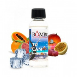 eLiquido Bombo Tucan Tropic 60ML 0MG