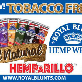 HEMPARILLO ROYAL BLUNTS